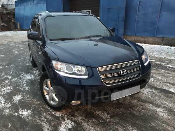 Hyundai Santa Fe, 2007 год, 690 000 руб.