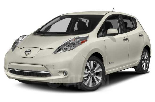 Nissan Leaf, 2012 год, 1 020 000 руб.