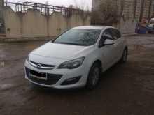 Краснодар Astra 2014