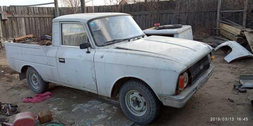 ИЖ 2715, 1996 год, 40 000 руб.