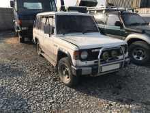 Находка Pajero 1988