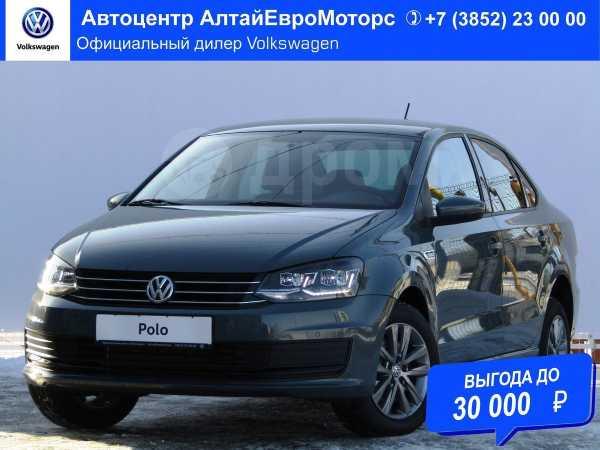Volkswagen Polo, 2019 год, 952 700 руб.