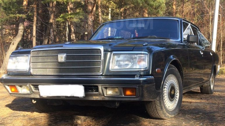 Toyota Century, 1991 год, 400 000 руб.