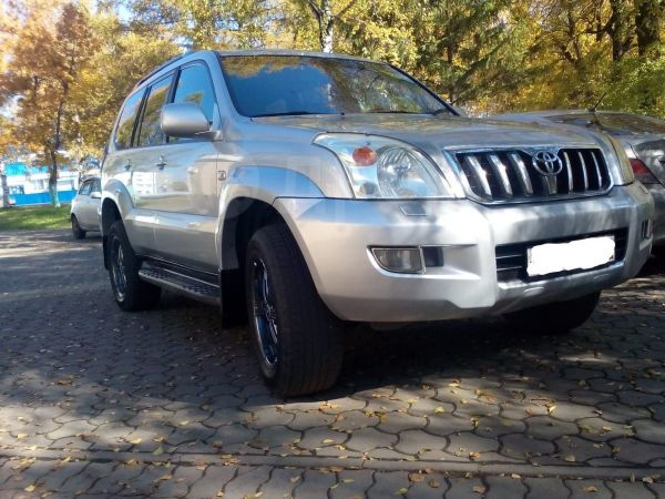 Toyota Land Cruiser Prado, 2004 год, 1 030 000 руб.