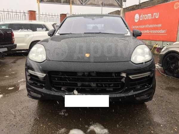 Porsche Cayenne, 2016 год, 4 549 000 руб.