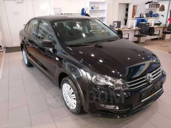 Volkswagen Polo, 2019 год, 1 036 700 руб.