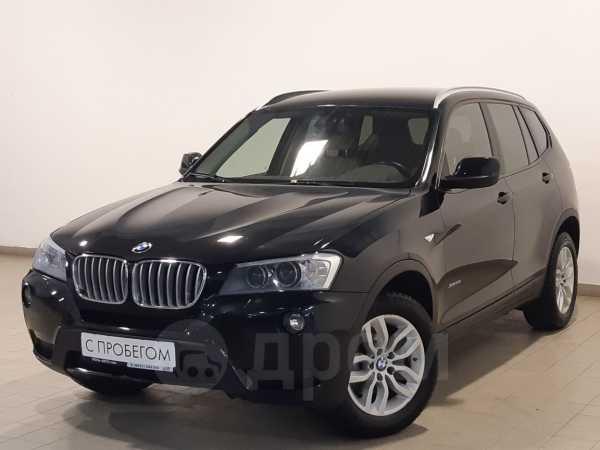 BMW X3, 2014 год, 1 371 000 руб.