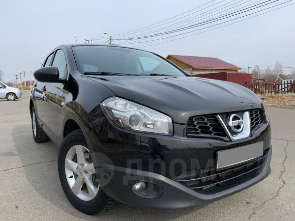 Nissan Qashqai, 2010 год, 740 000 руб.