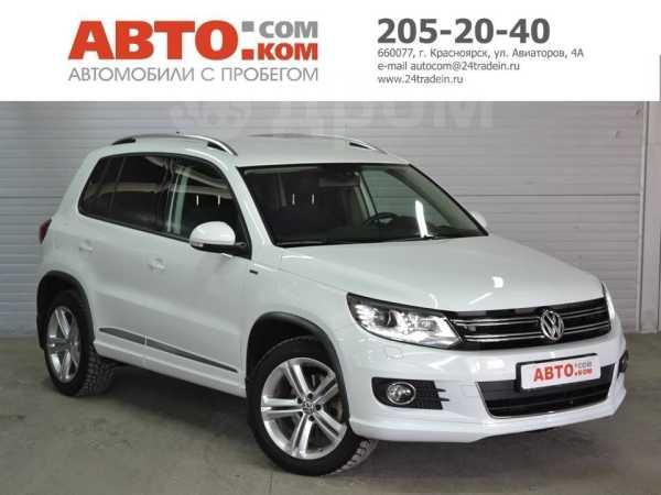 Volkswagen Tiguan, 2016 год, 1 299 000 руб.