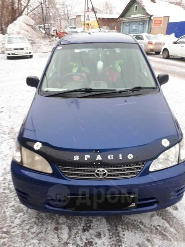 Toyota Corolla Spacio, 1999 год, 257 000 руб.