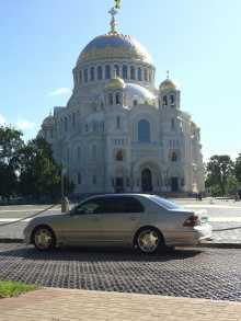 Санкт-Петербург LS430 2003