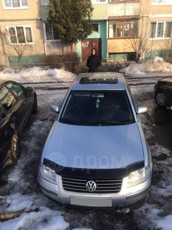 Volkswagen Passat, 2001 год, 150 000 руб.
