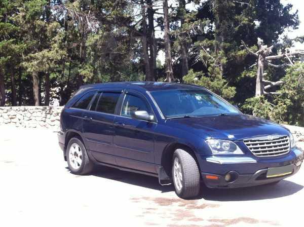 Chrysler Pacifica, 2004 год, 295 000 руб.