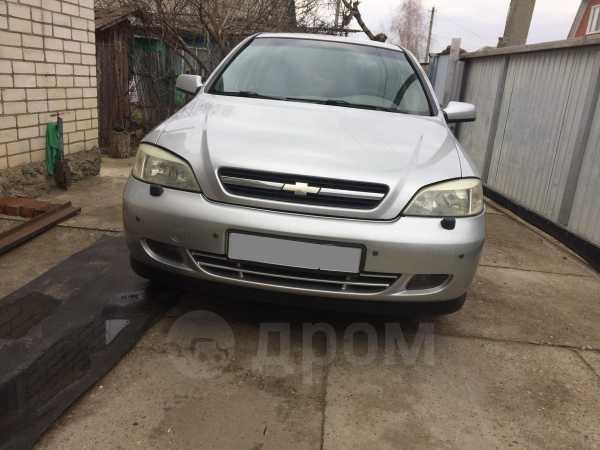 Chevrolet Viva, 2004 год, 250 000 руб.