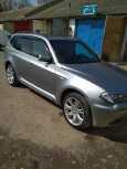 BMW X3, 2007 год, 670 000 руб.