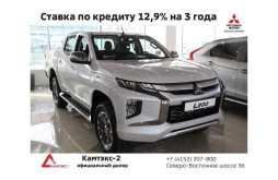 Петропавловск-Камч... L200 2018