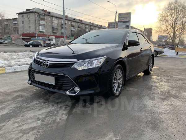 Toyota Camry, 2016 год, 1 460 000 руб.