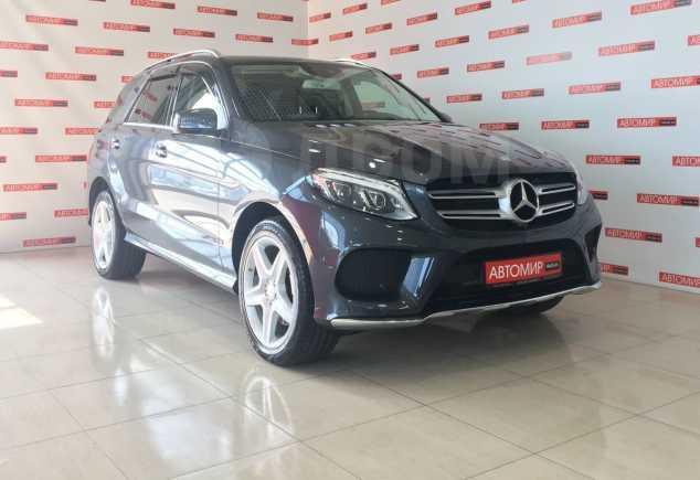 Mercedes-Benz GLE, 2016 год, 3 390 000 руб.