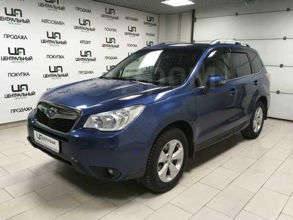 Subaru Forester, 2013 год, 1 245 000 руб.