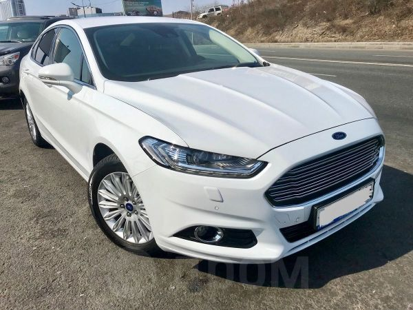 Ford Mondeo, 2015 год, 1 280 000 руб.