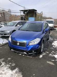 Владивосток SX4 2015