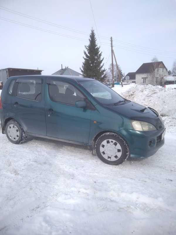 Daihatsu YRV, 2001 год, 175 000 руб.