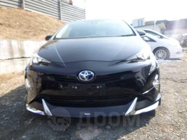 Toyota Prius, 2017 год, 1 220 000 руб.