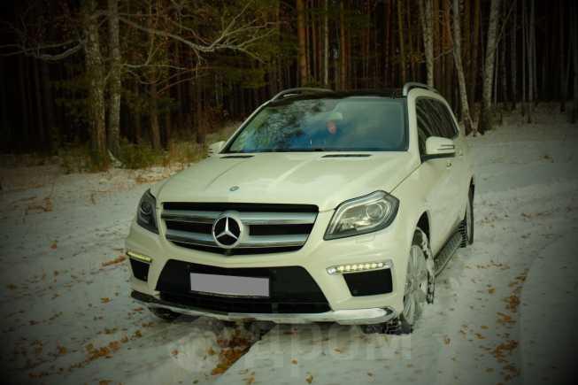 Mercedes-Benz GL-Class, 2014 год, 2 850 000 руб.