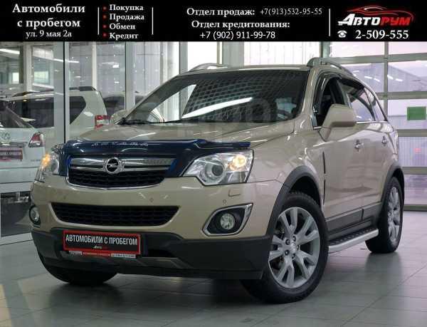 Opel Antara, 2012 год, 817 000 руб.