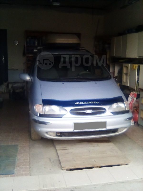 Ford Galaxy, 1999 год, 180 000 руб.