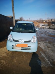 Шимановск Nissan Moco 2009