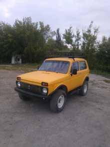 Омск 4x4 2121 Нива 1980