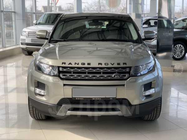 Land Rover Range Rover Evoque, 2012 год, 1 220 000 руб.