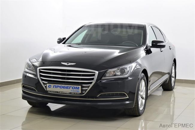 Hyundai Genesis, 2016 год, 1 106 000 руб.