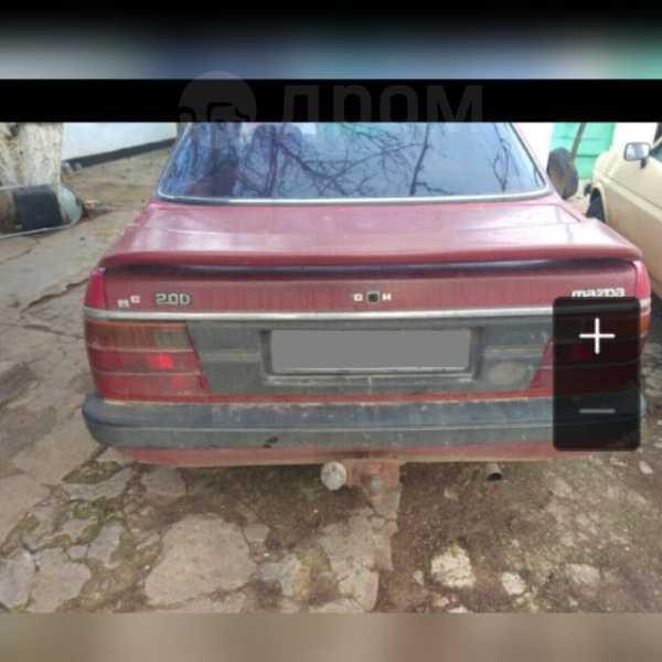 Mazda 626, 1987 год, 45 000 руб.
