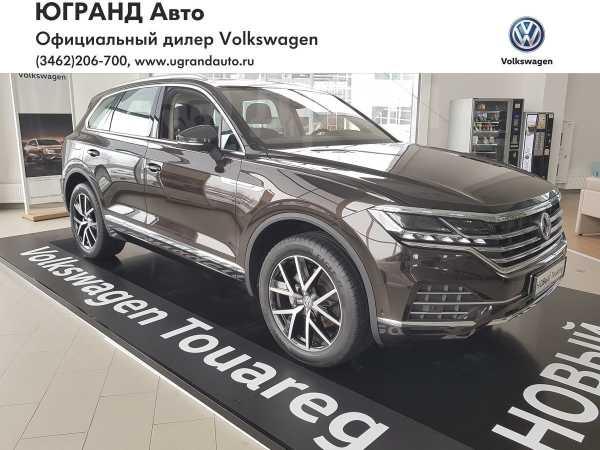 Volkswagen Touareg, 2018 год, 4 425 110 руб.