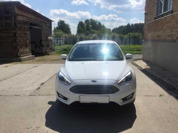 Ford Focus, 2017 год, 930 000 руб.