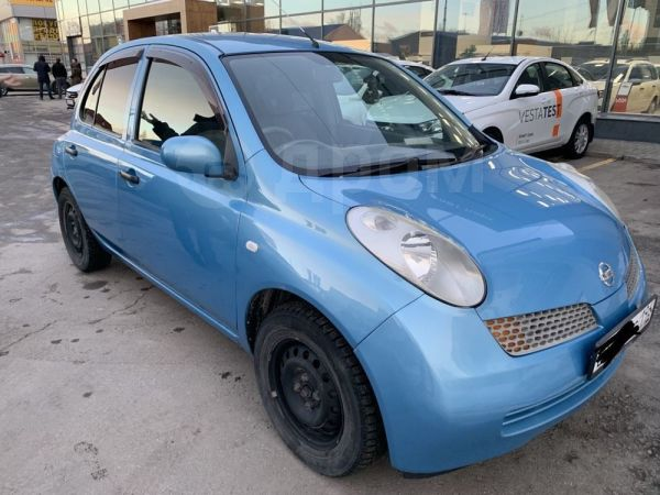 Nissan March, 2004 год, 205 000 руб.