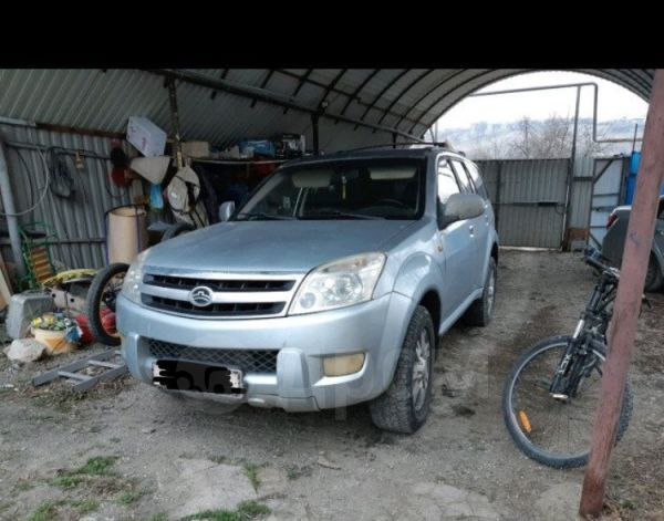 Great Wall Hover, 2006 год, 320 000 руб.