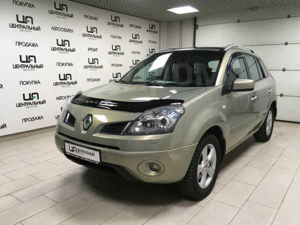 Renault Koleos, 2008 год, 595 000 руб.
