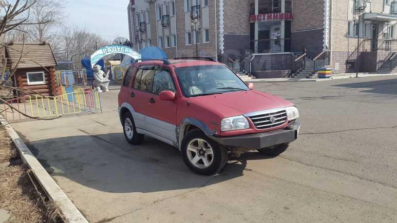 Suzuki Grand Vitara, 2002 год, 300 000 руб.