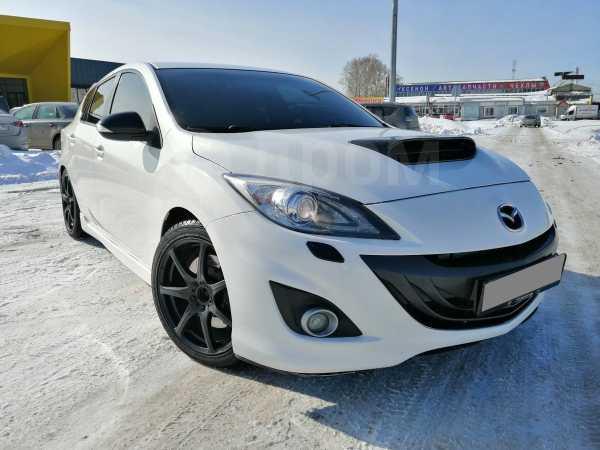 Mazda Mazda3 MPS, 2012 год, 710 000 руб.