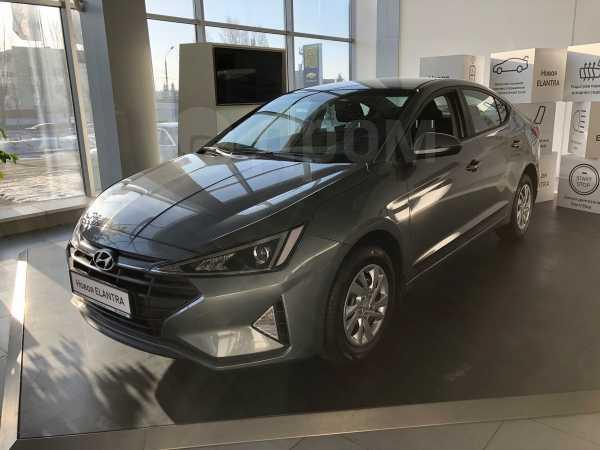 Hyundai Elantra, 2019 год, 1 165 000 руб.
