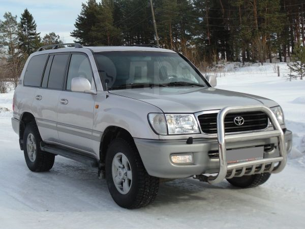 Toyota Land Cruiser, 2000 год, 1 250 000 руб.