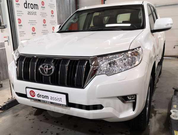 Toyota Land Cruiser Prado, 2019 год, 2 814 000 руб.
