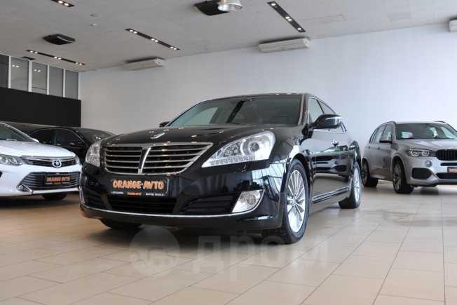 Hyundai Equus, 2013 год, 999 000 руб.