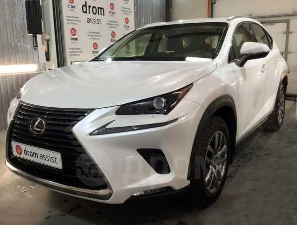 Lexus NX200, 2019 год, 3 042 500 руб.