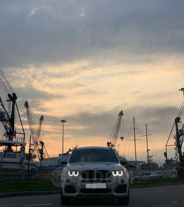 BMW X3, 2016 год, 2 050 000 руб.