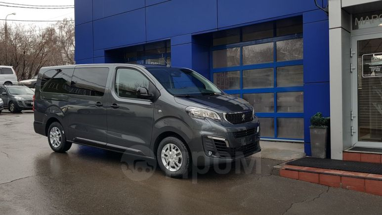 Peugeot Traveller, 2019 год, 2 489 900 руб.