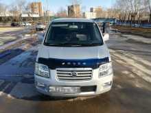 Новосибирск Wagon R Solio 2003